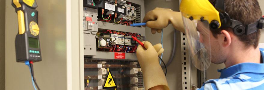 'installation intérieur d'électricité