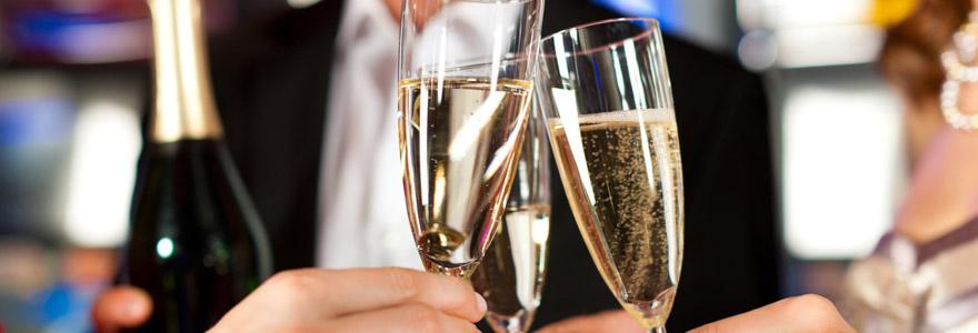champagne du XIXe siècle