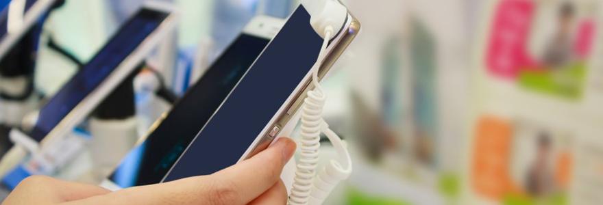 Achat et revente des smartphones