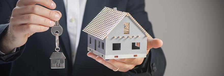 Ventes, achats et locations de biens immobiliers