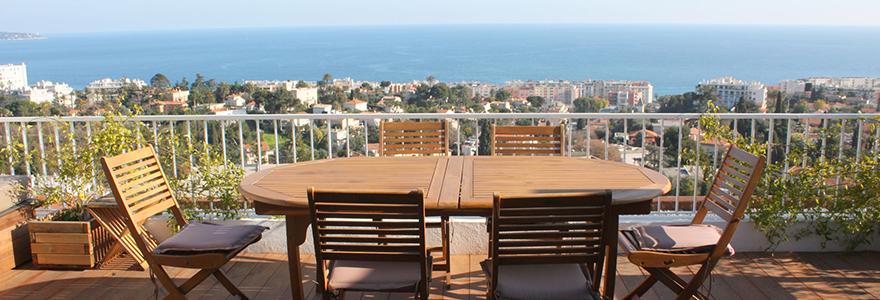 location de vacances a Nice