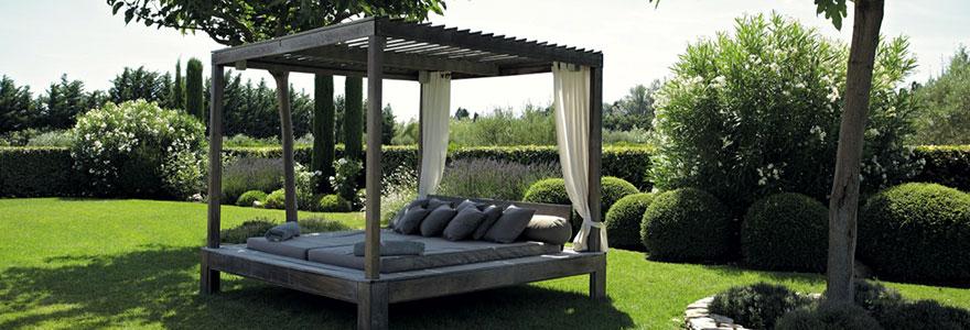 Aménagements extérieurs de jardins