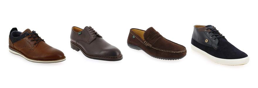 Chaussures pour homme de luxe