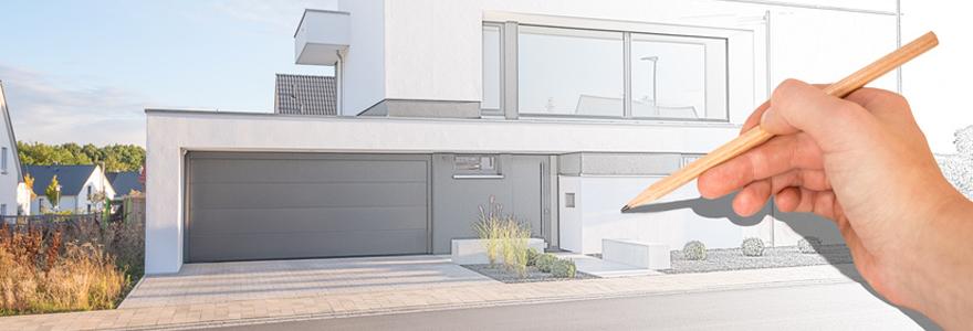 configurer sa porte de garage