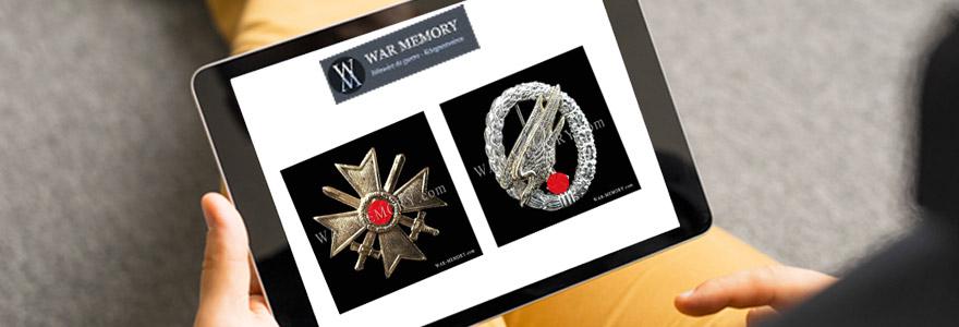 insignes militaires seconde guerre mondiale