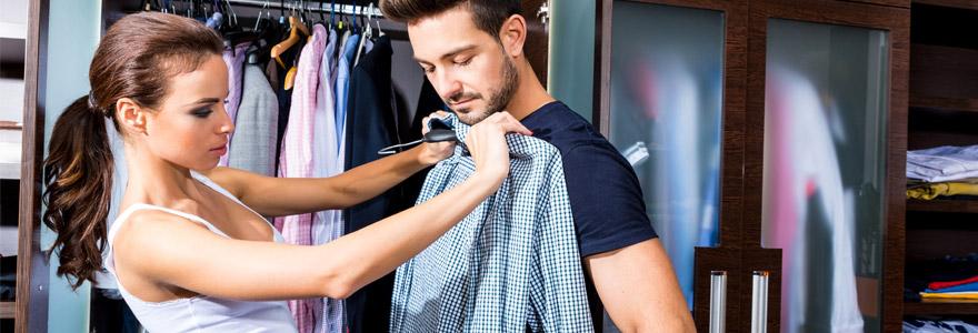 achat de chemises