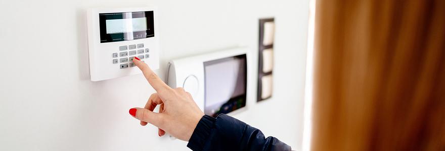 Alarmes maison sans fil
