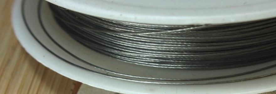 Fabrication d'articles en fils métalliques