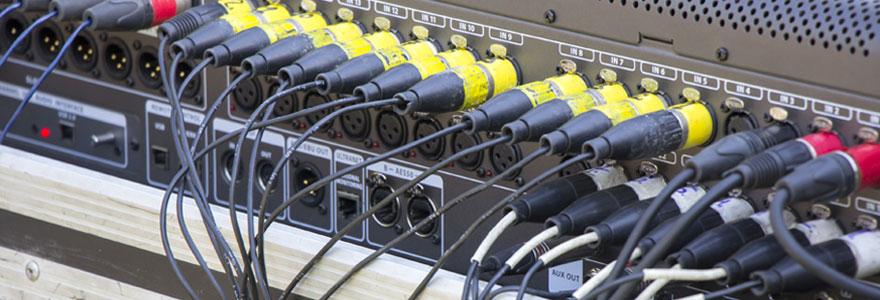 Câblage et connectique pour appareils multimédia