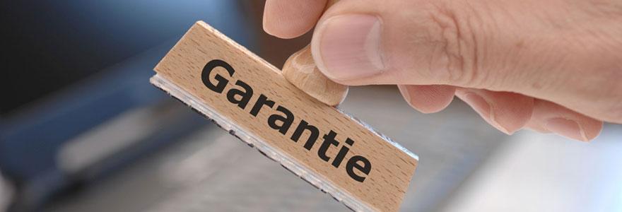 Dépôt de garantie